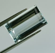 Aquamarine - 10.71 ct