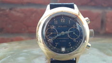Poljot Chronograph ,– Model USSR - Russia men's chronograph f -  1980-93's .