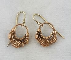 Earrings – Philippines, Spanish Colonial Era