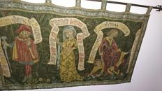 Gobelin tapestry Icons Antiquity 1900