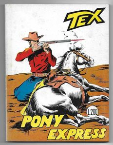 Tex, giant album no. 73, original, 1st edition - (1966)
