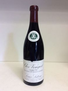 2009 Louis Latour Clos de Vougeot Grand Cru, Cote de Nuits, Burgundy, France , 1 bottle 0,75l