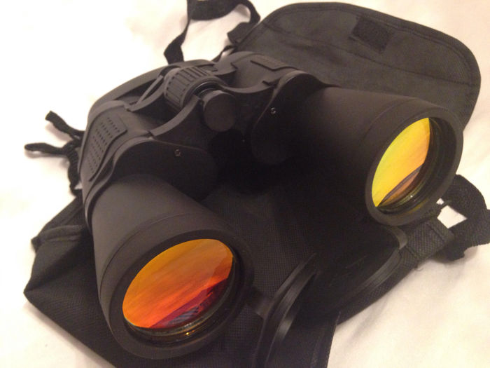 High-performance binoculars - Day and night vision - 7x50