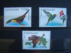Birds – Batch of series, sheets and covers, amongst others Australia, Ross Dependency, Nepal, Singapore