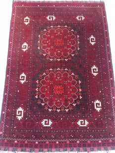 Beautiful Persian carpet Belutch - Made end of the 20th century - 85 x 123 cm - from 1€