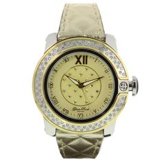 GlamRock women's watch with diamond
