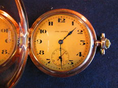 Unic Extra Men's Pocket Watch.