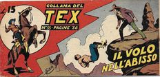 Collana del Tex - 1st series, strip no. 55, original - (1949)