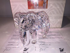 Swarovski - Annual piece the Elephant.
