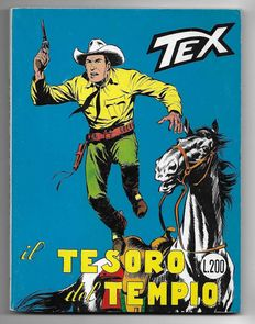 Tex, giant album no. 77, original, 1st edition - (1967)