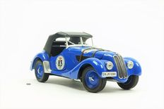 Ricko - Scale 1/18 - BMW 328 #83 Rally 1936 - Blue