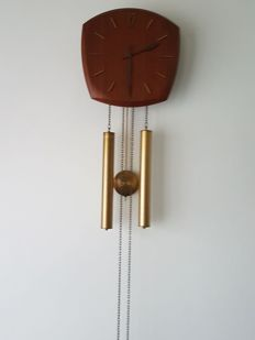 Oakwood Junghans clock from the 1950s-1960s