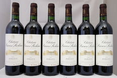 2002 Chateau Prieure-Lichine, Margaux, Grand Cru Classe – 6 bottles (75cl)