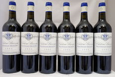 2003 Chateau Barreau, Saint-Emilion, Grand Cru, France – 6 bottles (75cl).