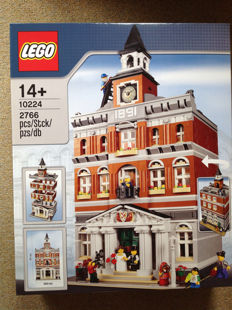 Modular Buildings - 10224 - Town Hall