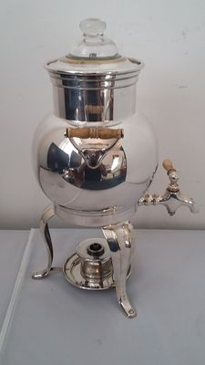 WMF samovar antique silver plated art nouveau COFFEE PERCOLATOR SAMOVAR