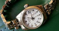 ROLEX OYSTER PERPETUAL DATE LADIES' WATCH 1988