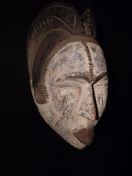 Female mask - IGBO - Nigeria