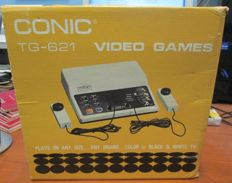 Video game of the CONIC model TG-621