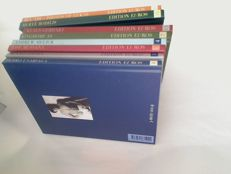 Photography; Lot with 8 Gay photo books-1996/1999