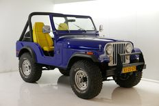 Jeep - CJ5 - AMC 360 V8 - 1974