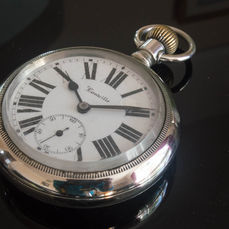 Check out our Pocket Watch auction