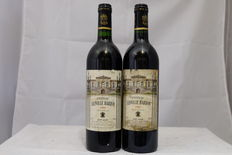 1988 Chateau Leoville Barton, Saint-Julien, Grand Cru Classe – 2 bottles (75 cl)