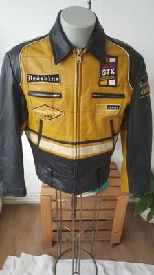Redskins – Power racing leather jacket