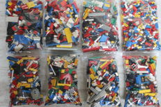 Assorted - 8 kg Lego