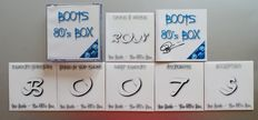 Ron Boots - CD Boxset  - Boots 80's Box. - Gesigneerd - Signed - By Ron Boots.