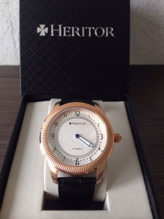 Heritor Hoyt Einzeiger Automatics – Men's wristwatch – 2017