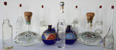 Grappa Collection - 11 beautiful bottles of Grappa, the most famous distillate in Italy - 6X40%vol + 1X38%vol + 4X42%vol