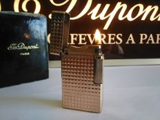 S.T. Dupont Lighter large model D57 Gold-plated - 1960 Rare