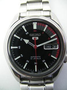 SEIKO 5 - Made in Japan - Men's watch -  1990s - Automatic - 21 Jewels