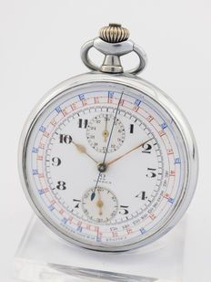 Omega pocket watch Chronograph, 1930´s