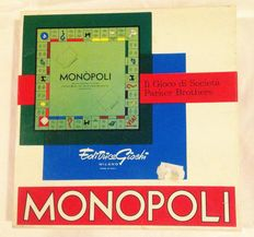 Varied collection of international Monopoly games