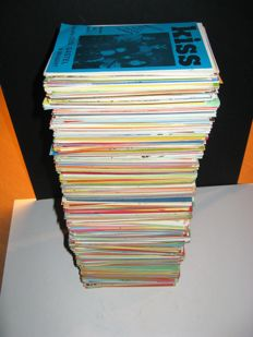 27 mc - lot of over 1500 qsl cards