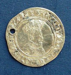 Great Britain – 1 crown James I, 1604/1605 – Gold