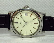 Omega Geneve Manual Winding Men's Watch Stainless Steel Case-Vintage-1970s