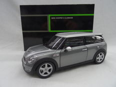 Kyosho - Scale 1/18 - Mini Cooper S Countryman - Dark grey