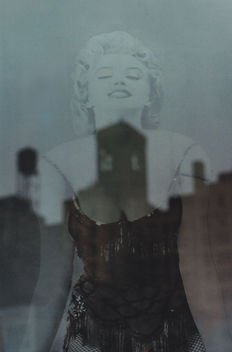 Ernst Haas (1921-1986) - Marilyn Monroe New York - 1952