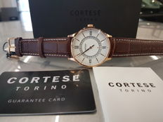 Cortese Torino – Men's wristwatch – 2017