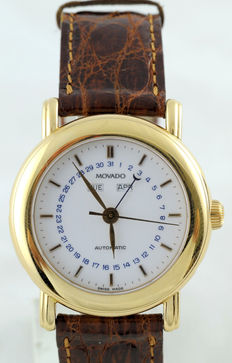 Movado 1881 Suisses. Men's wristwatch with complications. Limited series.