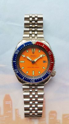 Seiko Pepsi Diver's watch - approx. 42 mm - 02-1993