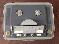 Grundig stereo tube tape recorder   type TK 47   made in West Germany