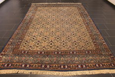 Beautiful Persian carpet – Moud Mut – Measurements: 210 x 310 cm – Made in Iran at the end of the 20th century