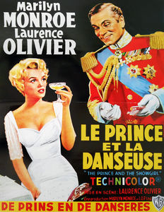 Anonymous - 'Le Prince et la danseuse' - 1957