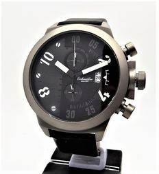 Eichmüller Chronograph – men's wristwatch – circa 2016 – never worn