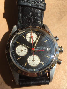 Eberhard Champion chronograph from the 1980s
