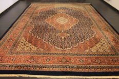 Oriental rug, Indo Tabriz, made in India at the end of the 20th century, 300 x 400 cm